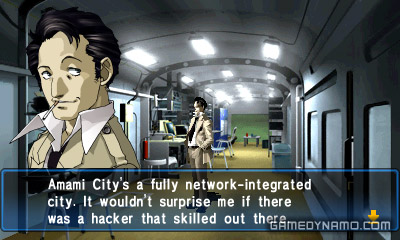 Shin Megami Tensei: Devil Summoner - Soul Hackers (3DS) Review Screenshots