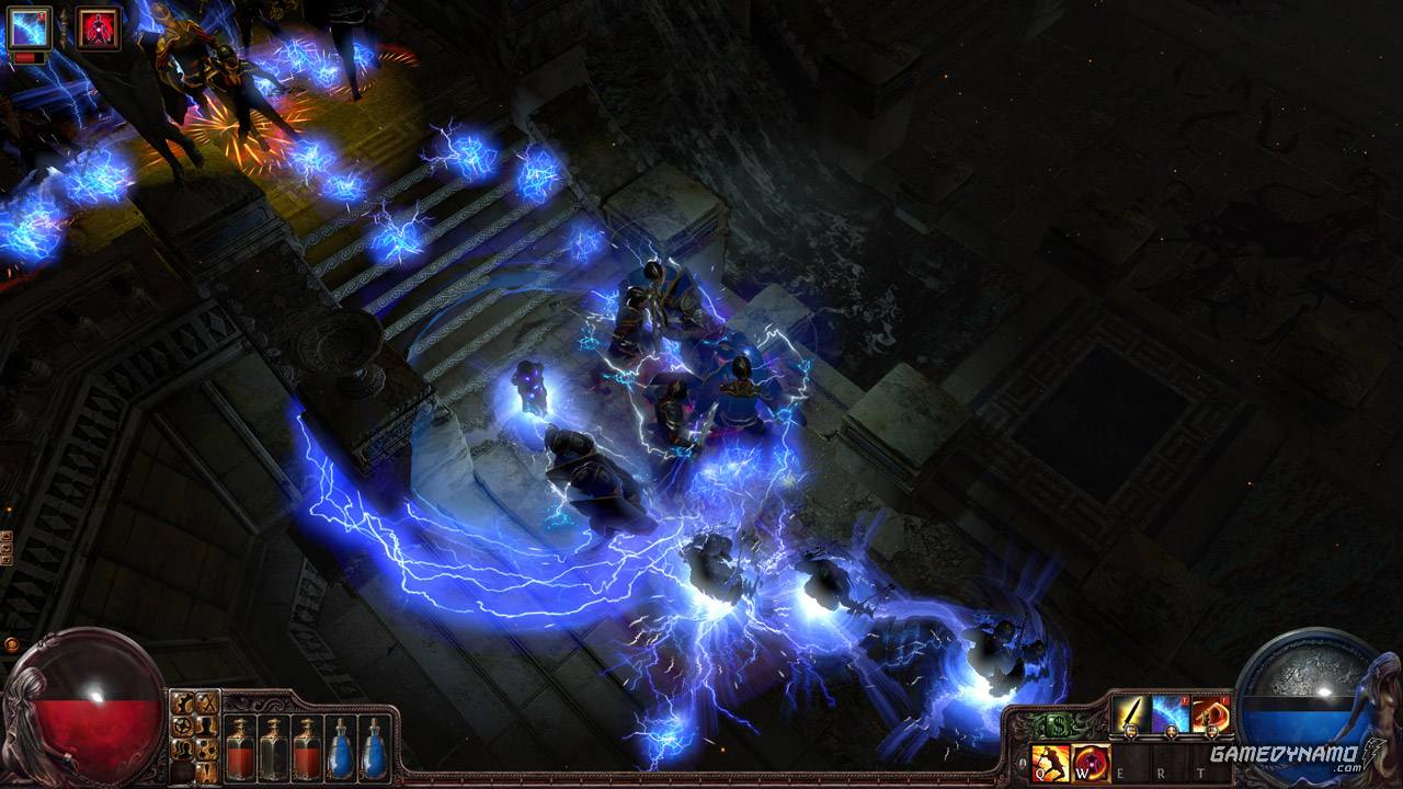 Path of Exile (PC) Hands-On Preview Screenshots