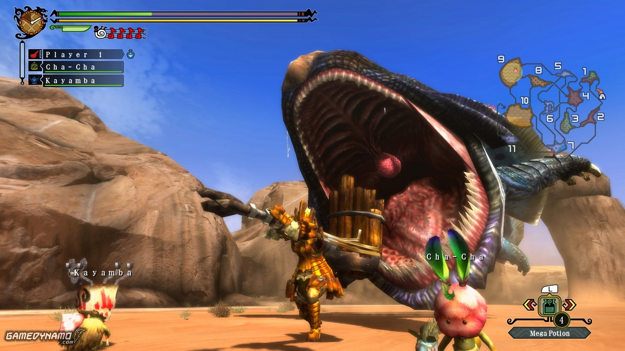 Monster Hunter 3 Ultimate (Wii U) Review Screenshots
