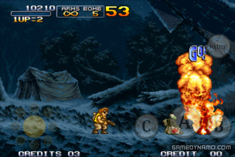 Metal Slug 3 Review Screenshots (Mobile)