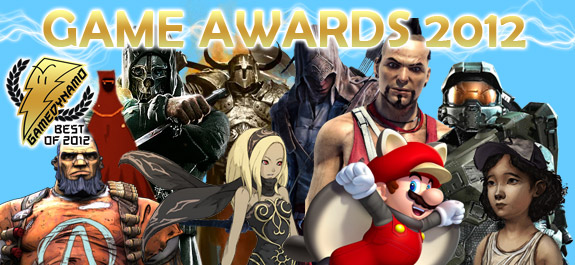 GameDynamo's Best Games of 2012 - Banner