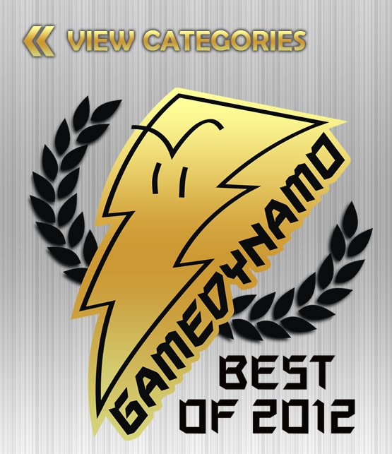 GameDynamo's Best Games of 2012 - View Award Categories