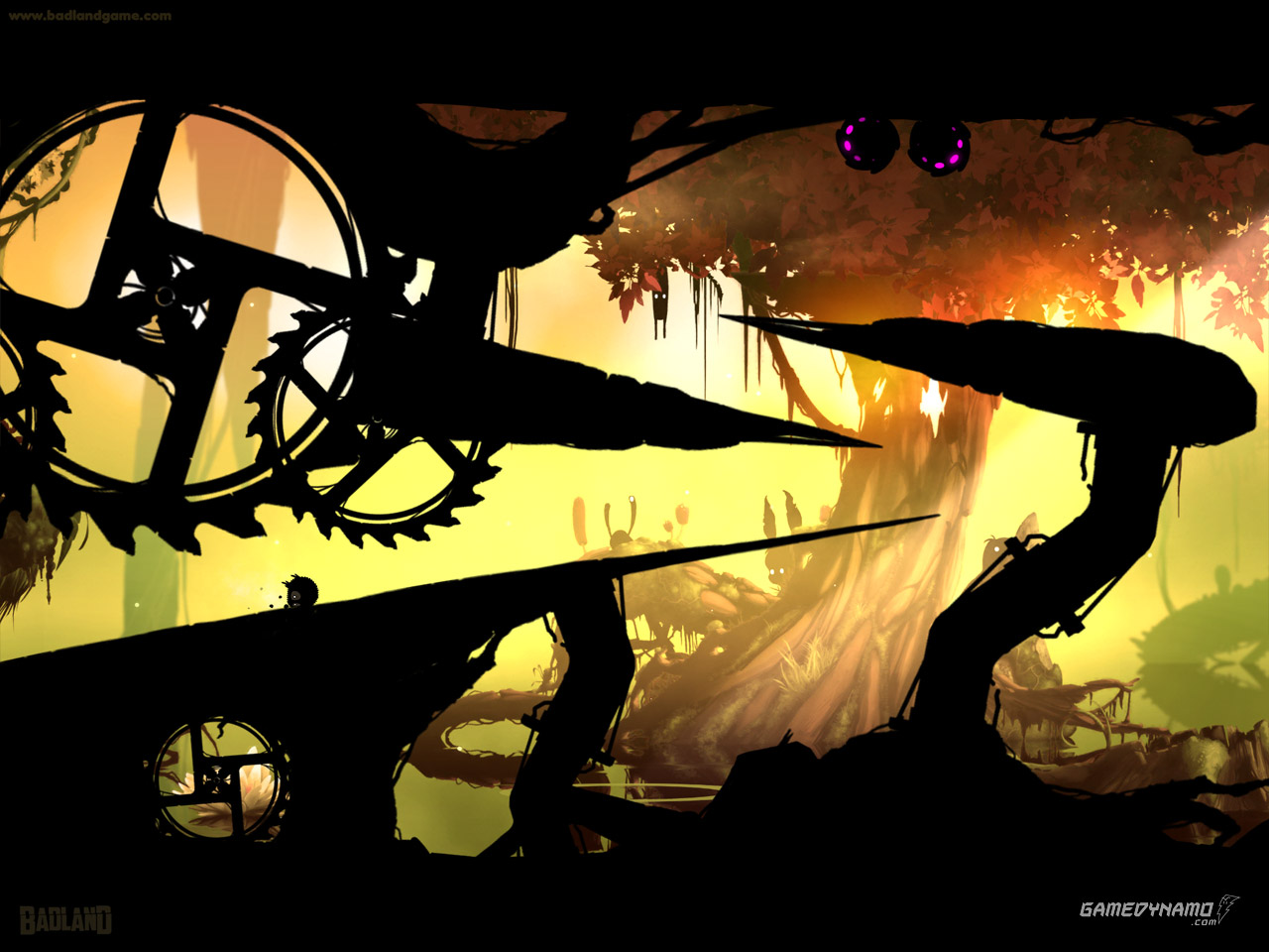 BADLAND (iPhone, iPod Touch, iPad) Preview Screenshot