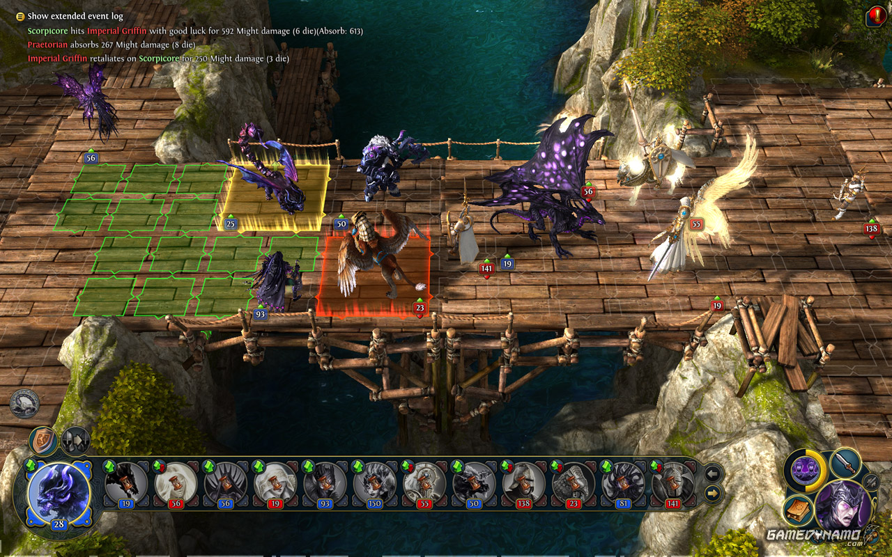 Might & Heroes VI: Shades of Darkness (PC) Review Screenshots