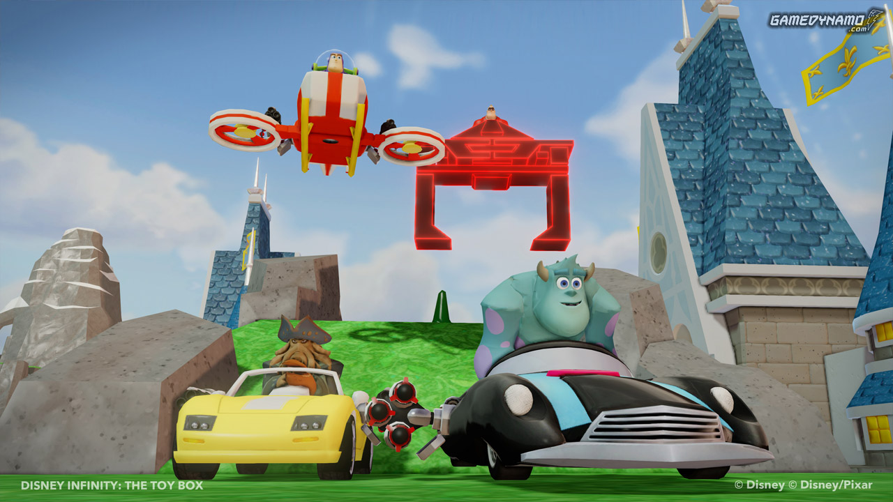 Disney Infinity (3DS, PC, PS3, Wii U, Xbox 360) Review Screenshots