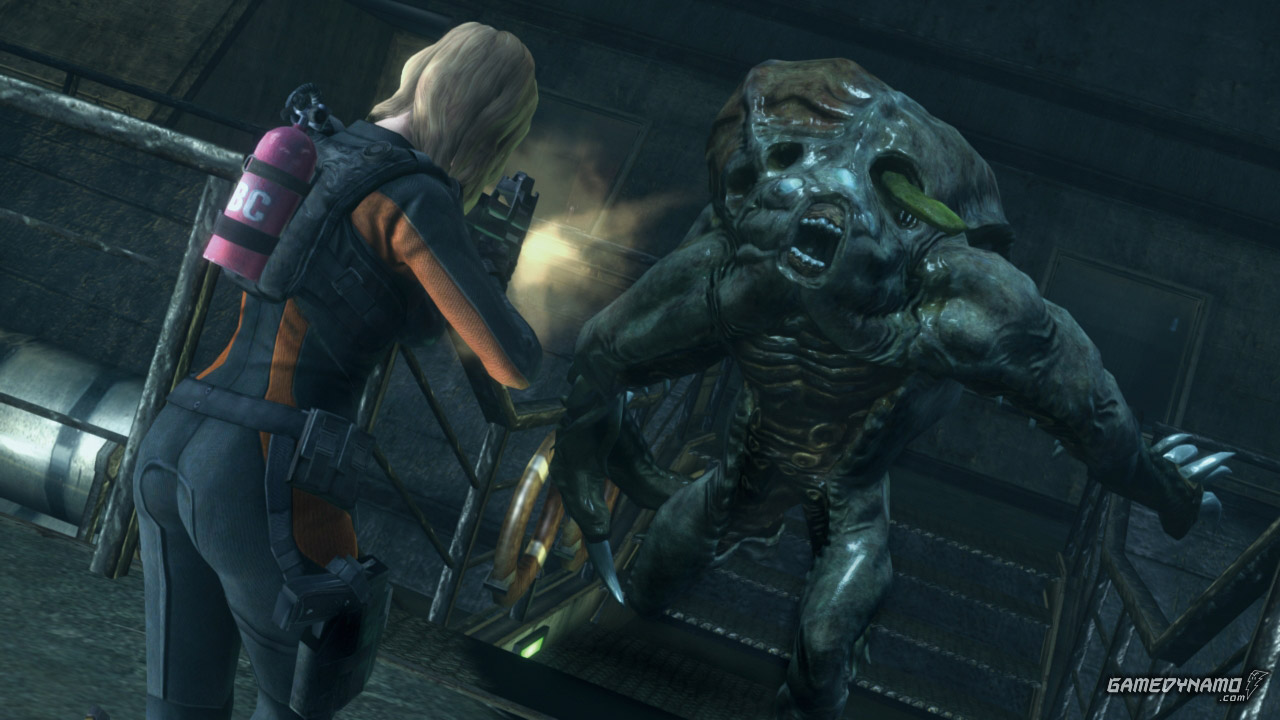 Resident evil revelations gameplay walkthrough part 1 into the.