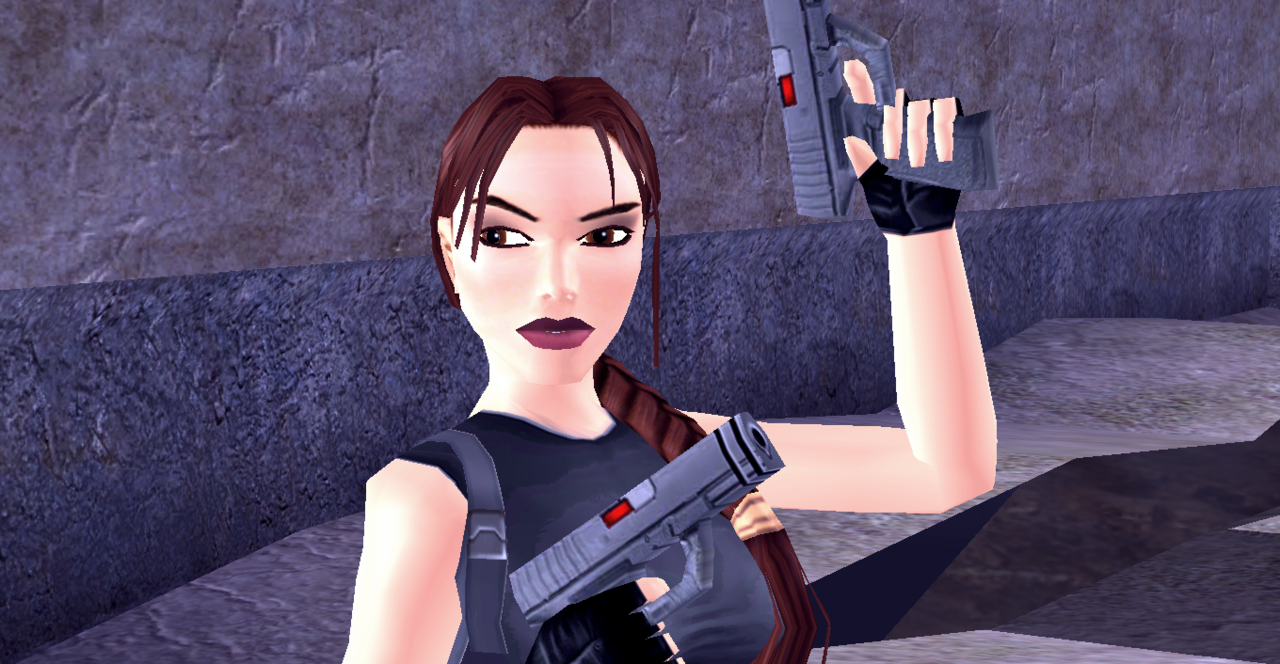 Top 10 Black Sheep - Tomb Raider: Angel of Darkness (PS2)