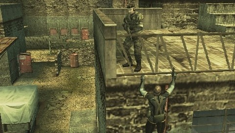 Top 10 Black Sheep - Metal Gear Solid: Portable Ops (PSP)