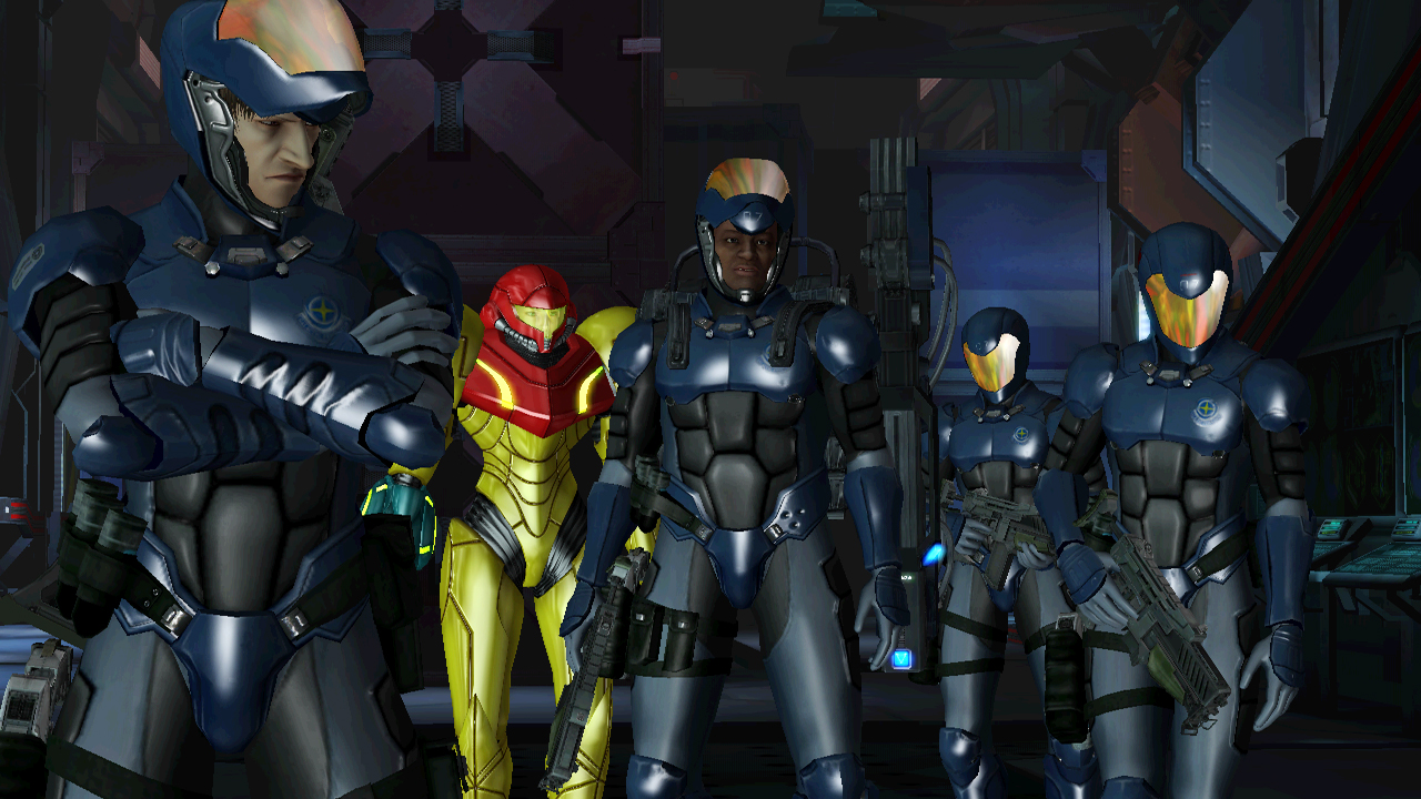 Top 10 Black Sheep - Metroid: Other M (Wii)