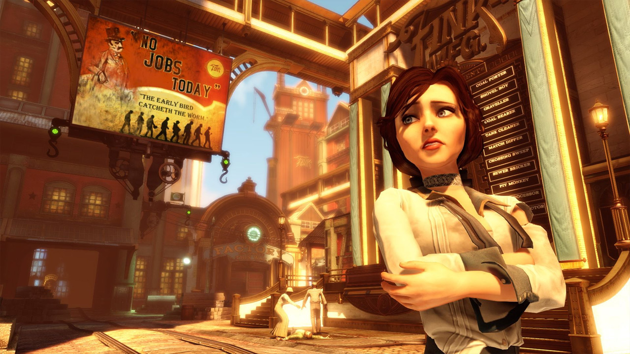 BioShock Infinite DLC may include a new AI companion