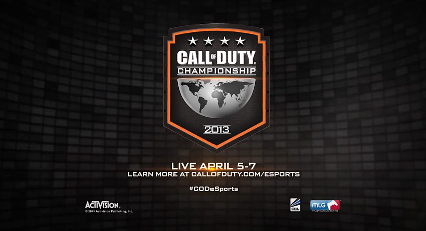 Activision and Xbox partner for the first annual $1 million Call of Duty Championship