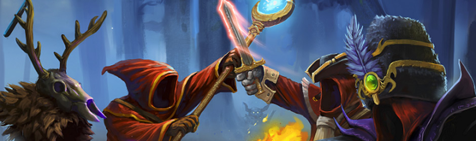 Paradox Interactive announces Magicka: Wizard Wars