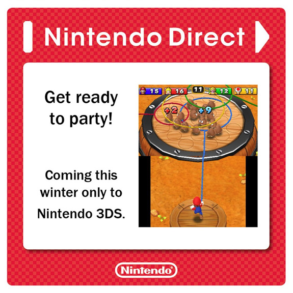 New Link to the Past, Mario Party, and Earthbound highlight latest Nintendo Direct