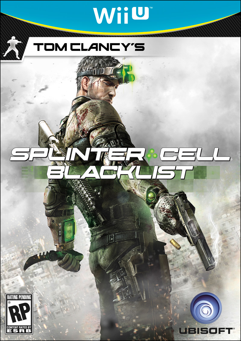 game news: tom clancy's splinter cell: blacklist confirmed for wii u