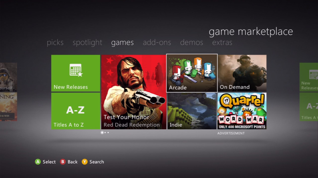 Microsoft releases Xbox LIVE Marketplace DLC, GoD, and discount schedule