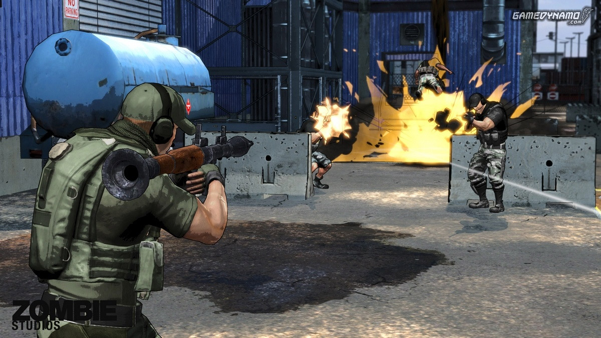 Special Forces Team-X Review Screenshots (PC, Xbox 360)