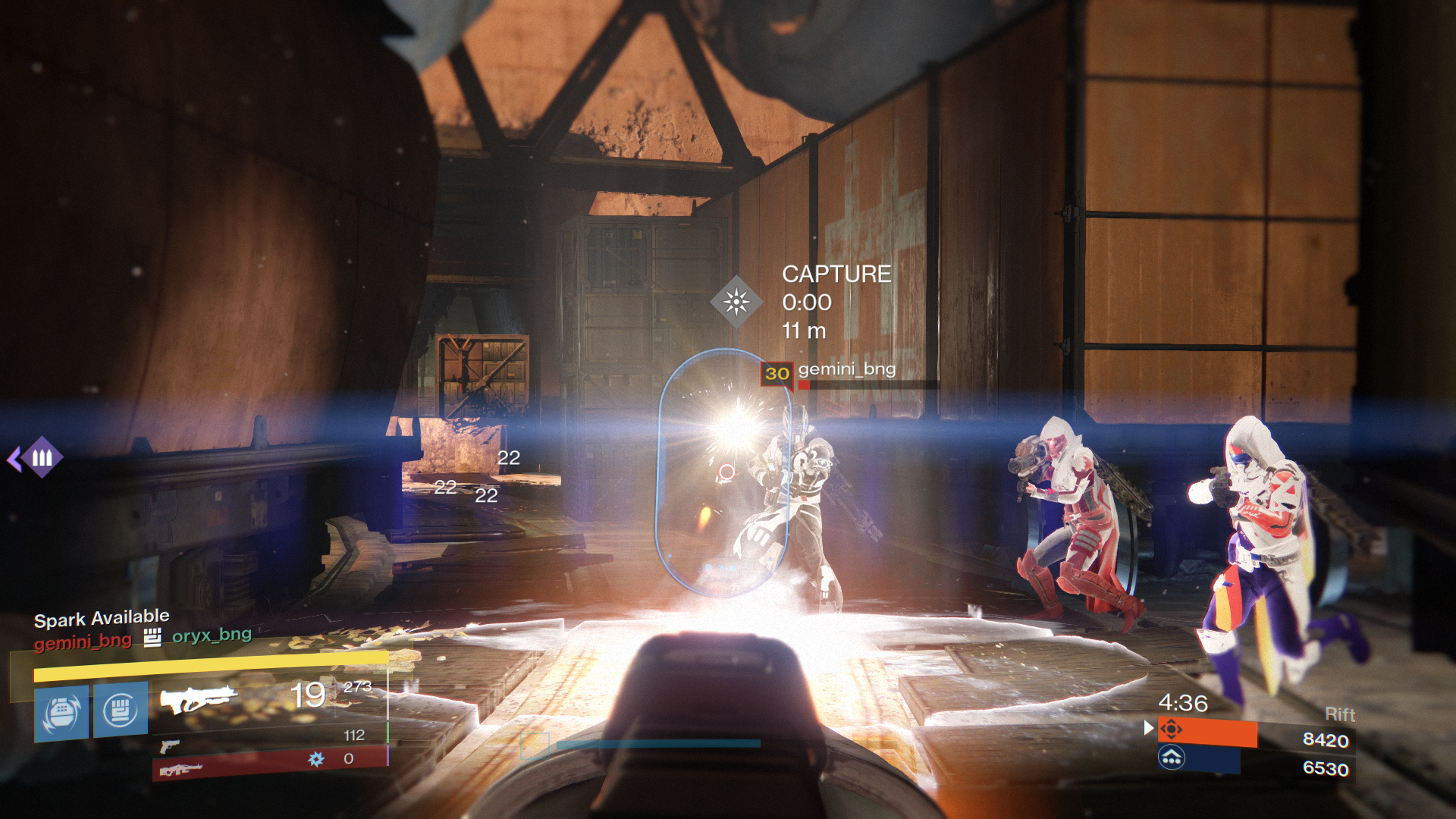 Destiny: The Taken King (PSs, XBs) Hands-On Preview