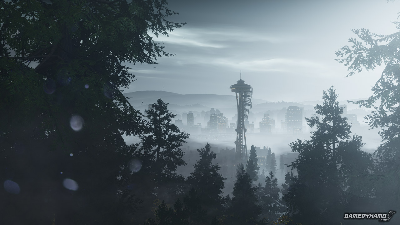 inFamous: Second Son(PS4) Preview Screenshots