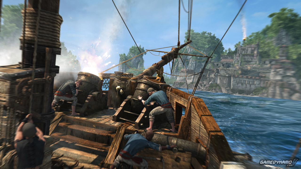 Assassin's Creed IV: Black Flag (PS3, PS4, WiiU, PC, X360, XB1) Guide Screenshots