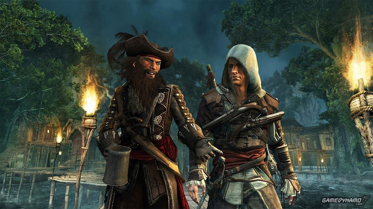 Most Anticipated of E3 2013: Assassin's Creed IV: Black Flag