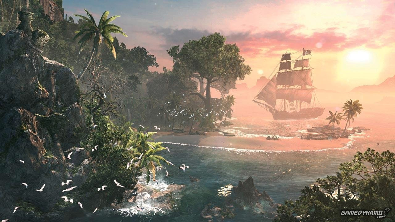 Assassin's Creed IV: Black Flag (PS3, Xbox 360, PS4, XB1, PS Vita, Wii U)