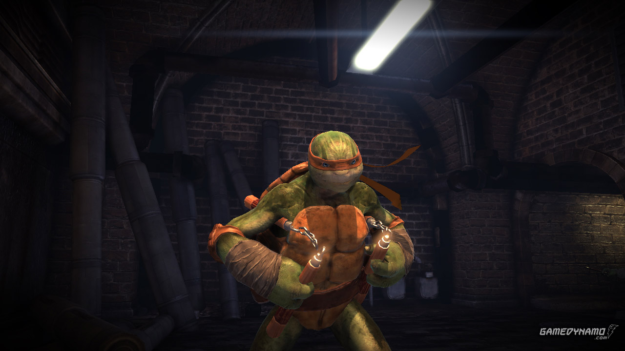 Teenage Mutant Ninja Turtles: Out of the Shadows (PS3, XBOX 360, PC) Preview Screenshots