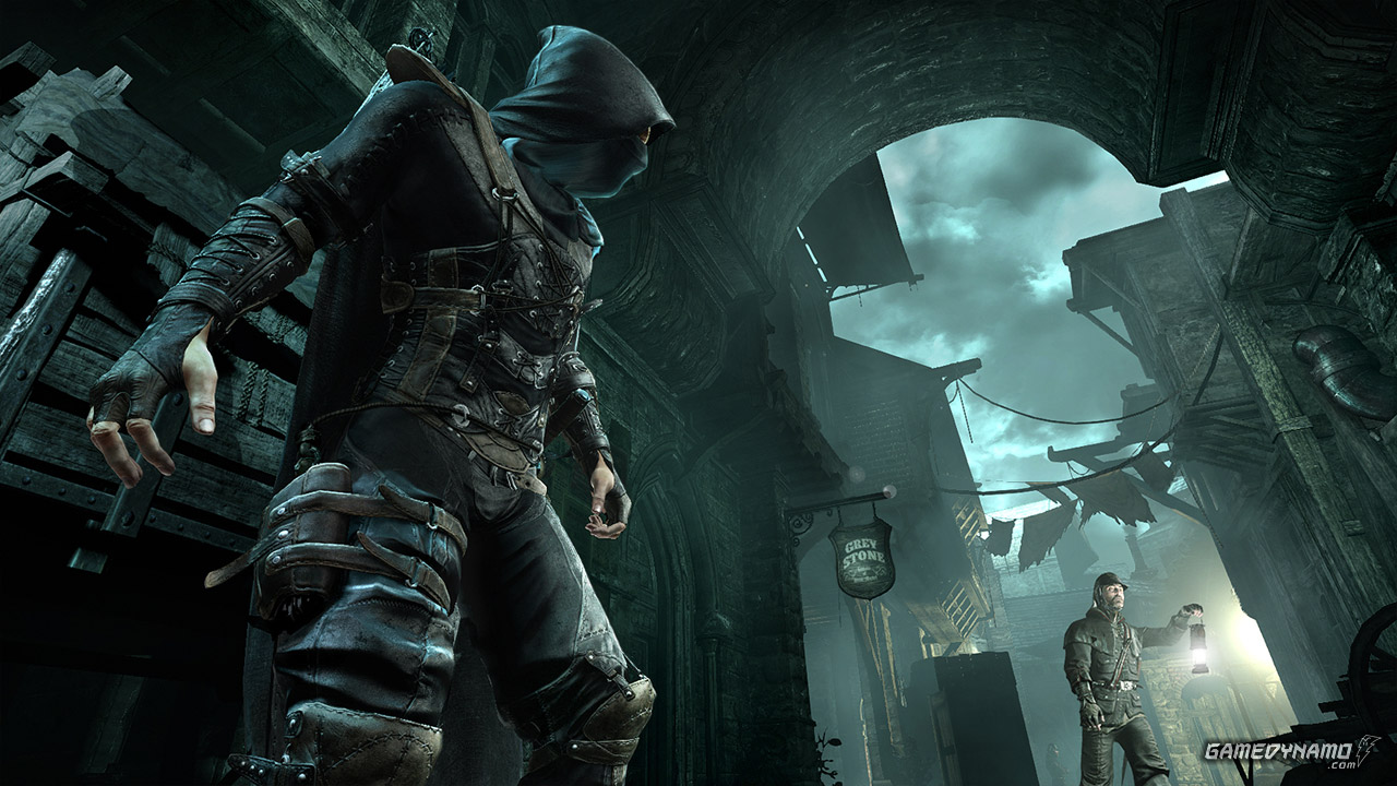 Game News: Square Enix investigating reports of Thief save
