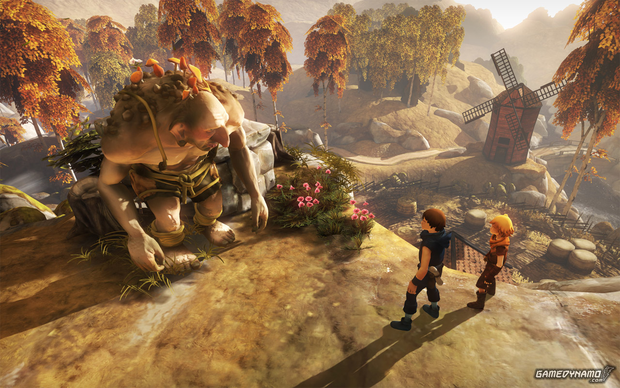 Brother - A Tale of Two Sons (PC, PS3, XBOX 360) Review Screenshots