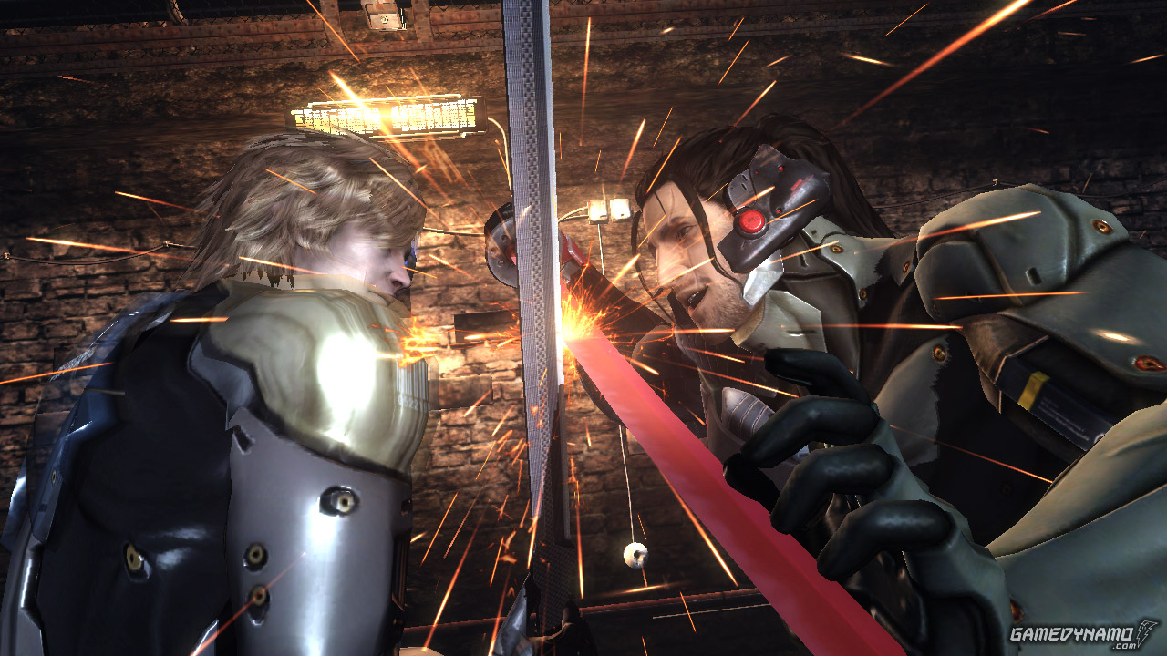 Metal Gear Rising: Revengeance (PS3, Xbox 360) Review Screenshots