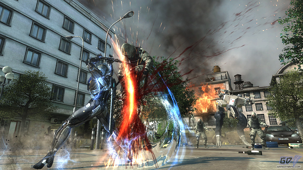 Metal Gear Solid: Revengeance (PS3, Xbox 360)