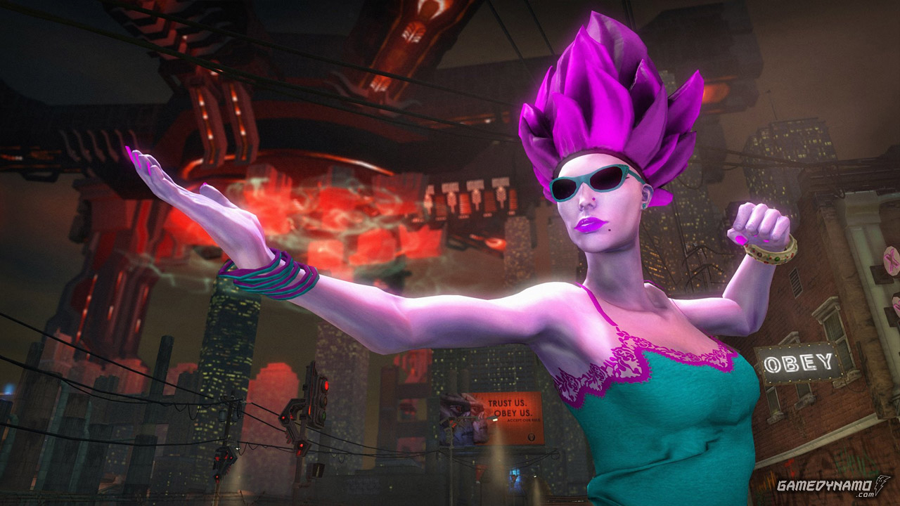 There's a Saint's Row clothing line on the way