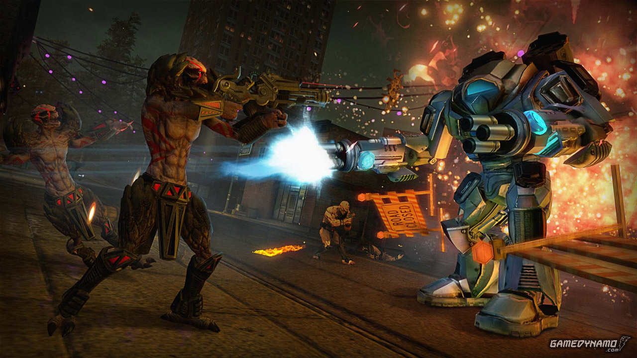 Saints Row IV Review Screenshots (PC, PS3, Xbox 360)