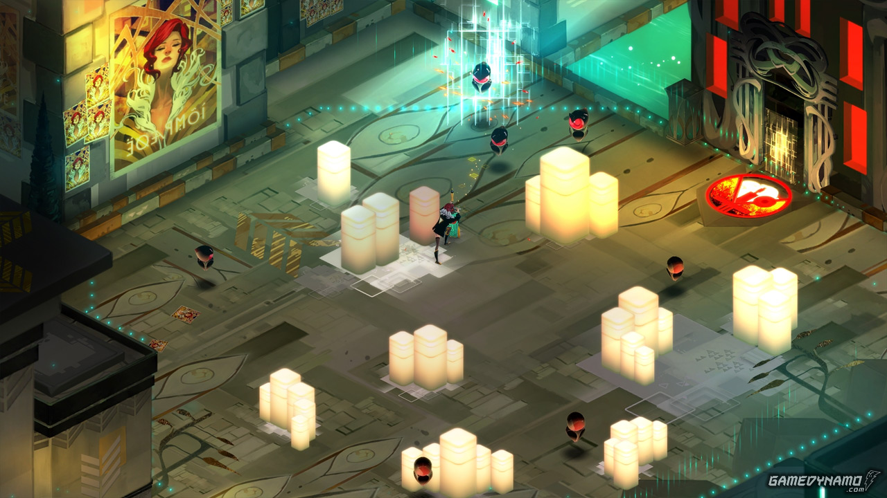 Bastion's narrator confirms involvement in Transistor