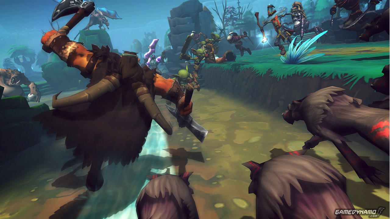 Dungeon Defenders Free Pc