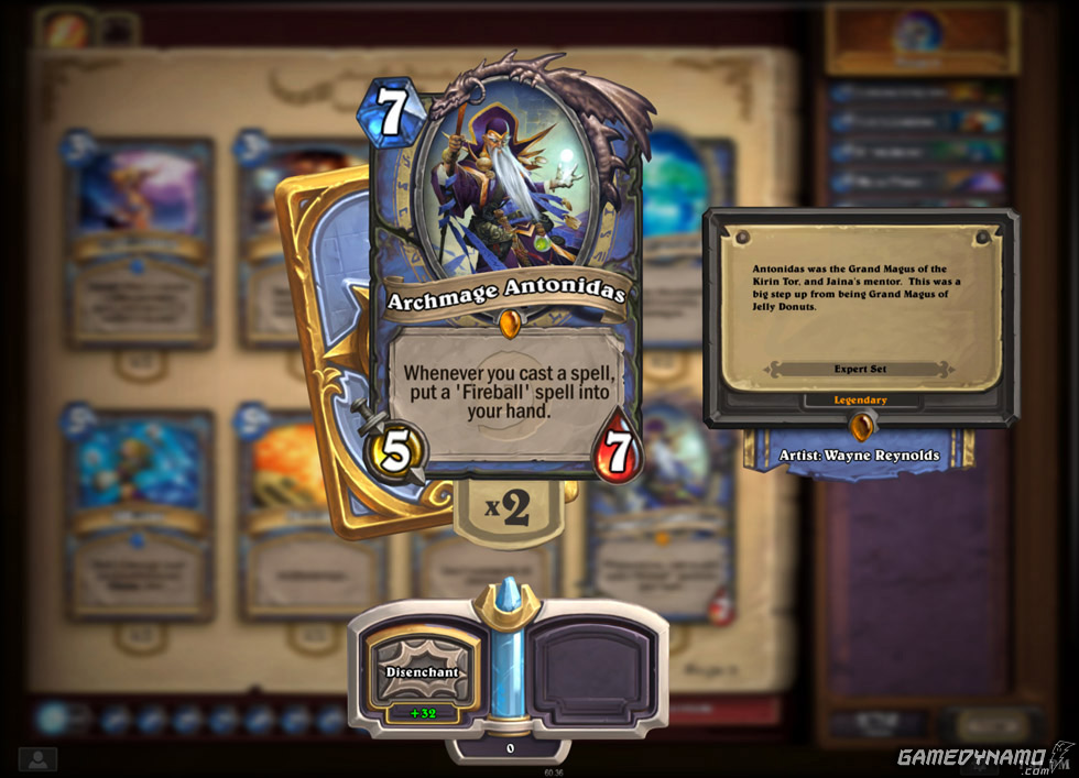 Blizzard launches HearthStone: Heroes of Warcraft collectible card game for PC, Mac, and iOS