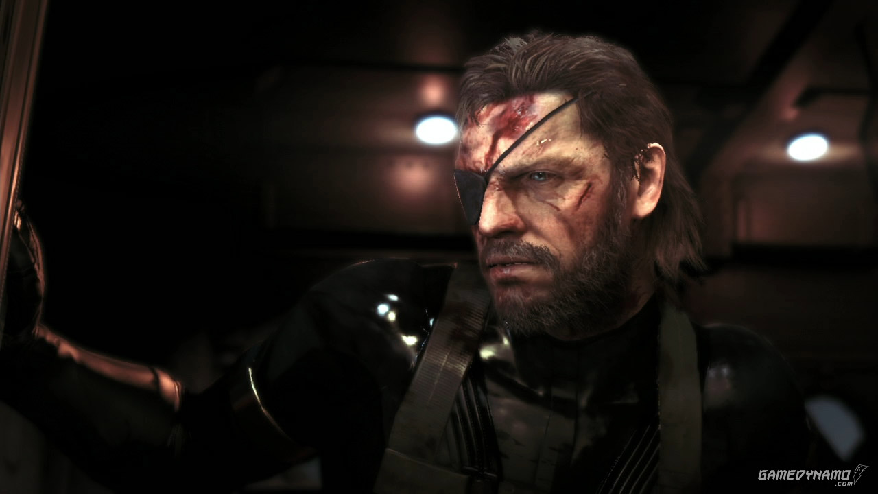 metal gear solid v 5 the phantom pain ps3 xbox 360 screenshots 2 روزهای متفاوت یک مار | اولین نگاه به Metal Gear Solid V: The Phantom Pain
