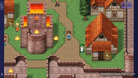 Final Fantasy V (Mobile) Review Screenshots