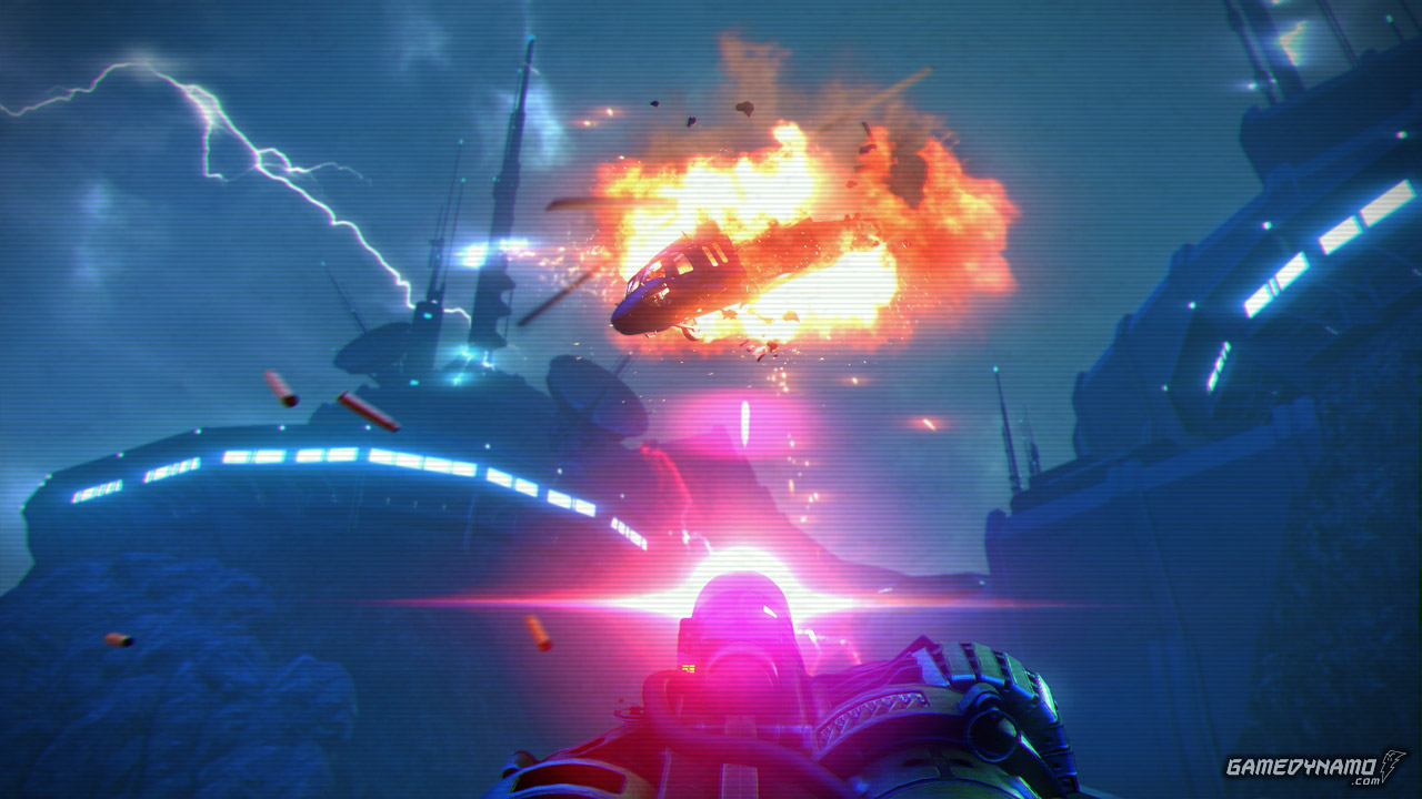 Far Cry 3: Blood Dragon (PC, PS3, Xbox 360) Review Screenshots