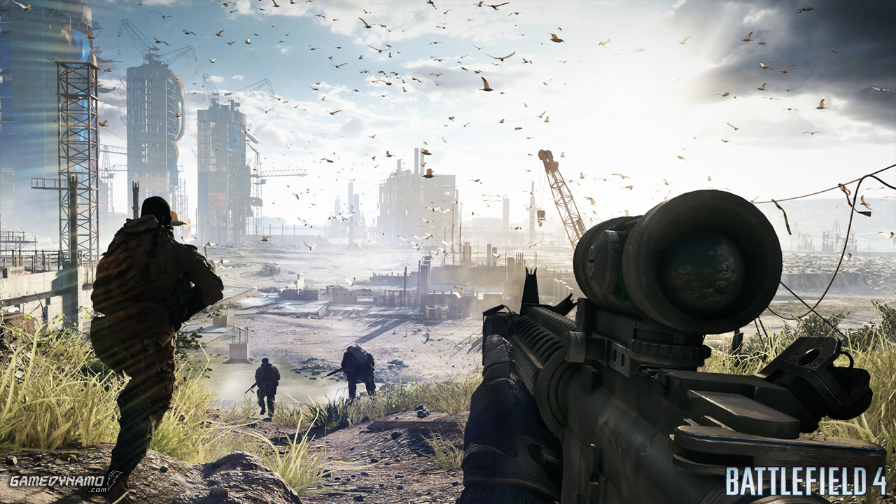 Most Anticipated of E3 2013: Battlefield 4