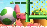 Yoshi's New Island - Yoshi's New Island (Nintendo 3DS) Review Screenshots