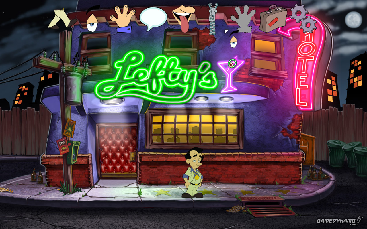 Leisure Suit Larry: Reloaded (PC, iOS, Android, Blackberry, Ouya) Review Screenshots