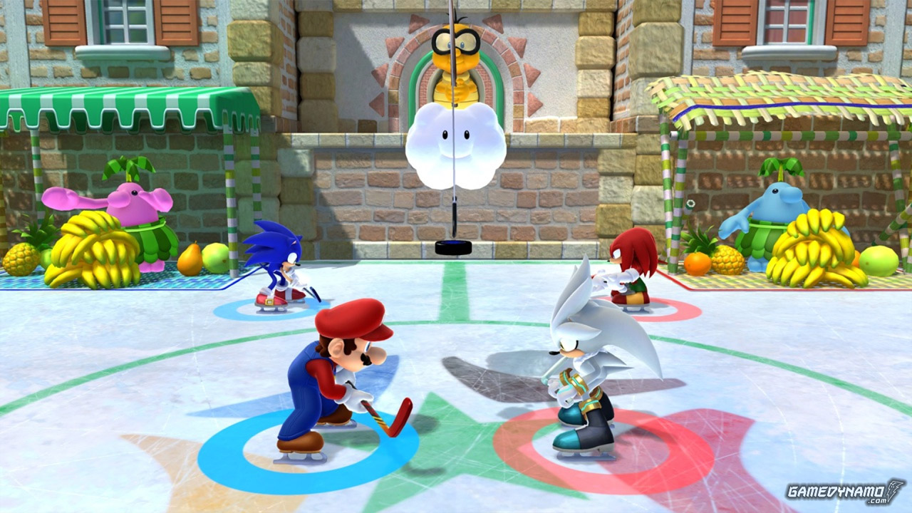 Mario And Sonic At The Olympic Winter Games Cheats