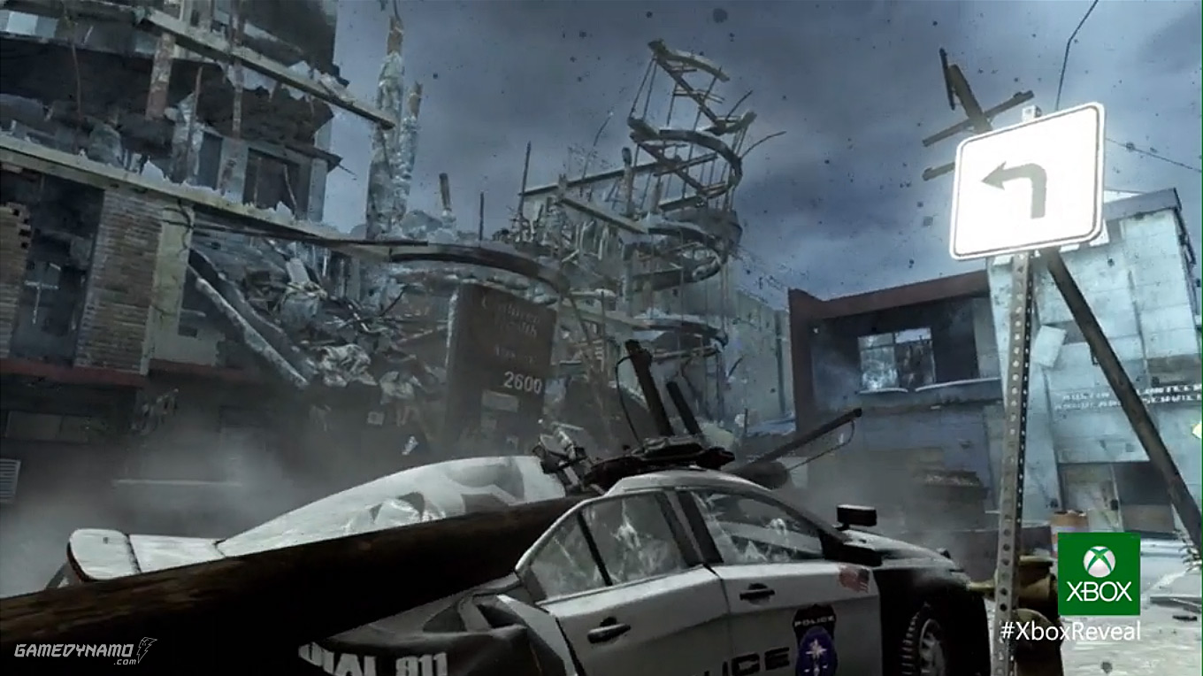 Call of Duty Ghosts (Wii U, PC, PS3, PS4, 360, Xbox One) Preview Screenshots