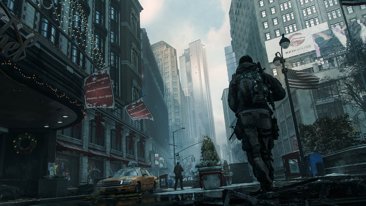 Tom Clancy's The Division (PS4, X1, PC) Hands-On Preview