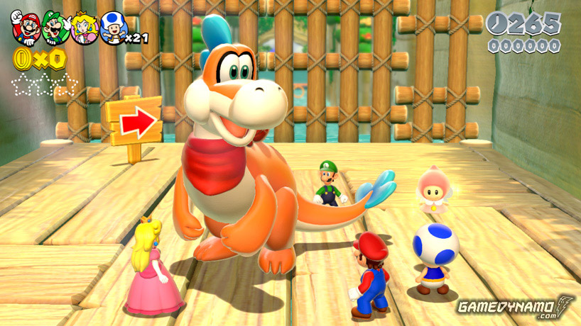 Super Mario 3d World Power Ups Items And Suits Guide Gamedynamo