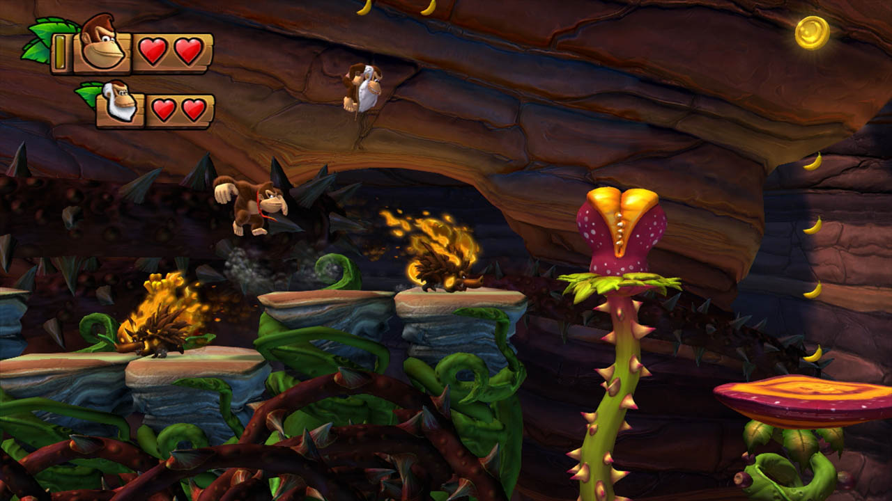 Donkey Kong Country: Tropical Freeze (Wii U) Review