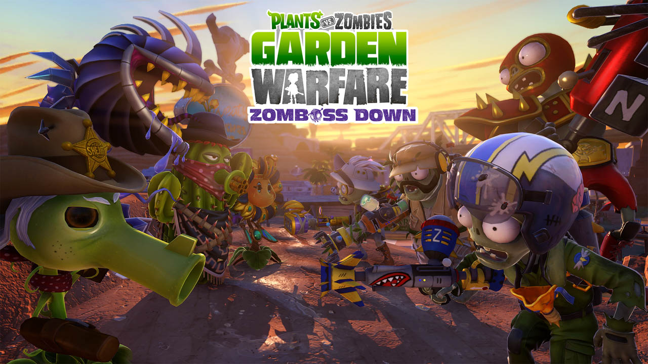 Plants Vs Zombies Garden Warfare Xbox 360 Review Gamedynamo