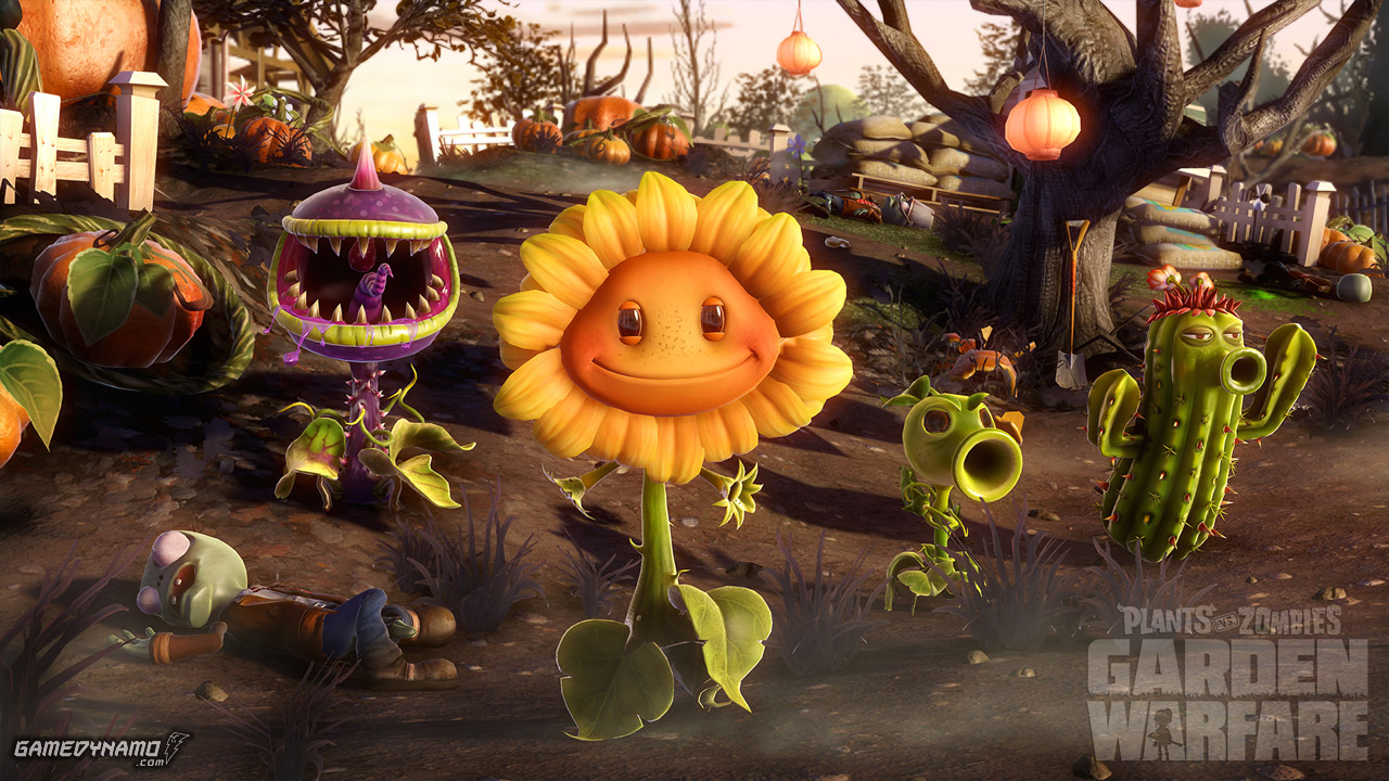 Plants Vs. Zombies: Garden Warfare Review Screenshots (PC, PS3, PS4, Xbox 360, Xbox One)