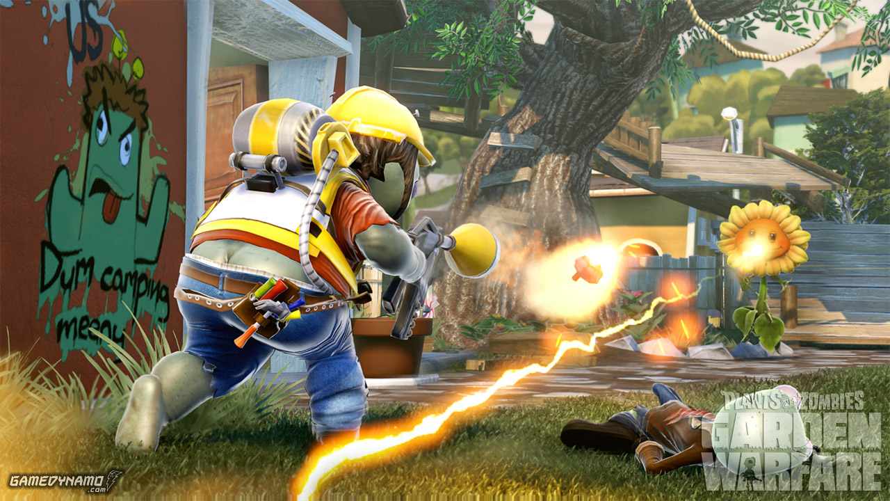 Feature Sponsored Video Eight Reasons Why Plants Vs Zombies Garden Warfare Is Gonna Rock