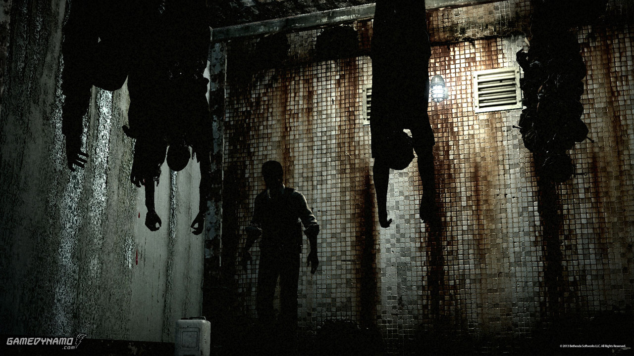 The Evil Within Screenshots (Xbox 360, PS3, PC, PS4, Xbox One) E3 2013 Preview Screenshots